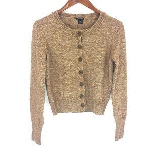 club monaco wool/mohair blend cardigan sweater